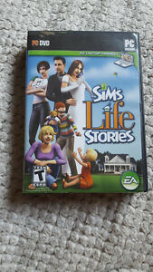 Les Sims Life Stories NEGO
