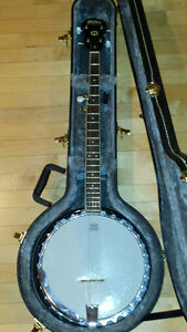5 STRING BANJO ***EXCELLENT CONDITION***