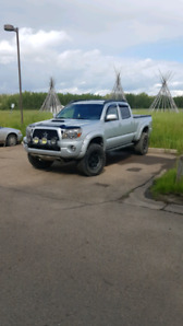 2007 Tacoma, low kms