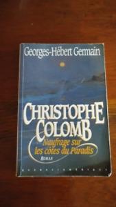 Roman Christophe Colomb - Naufrage sur les côtes du paradis