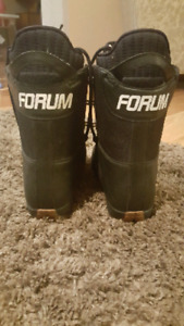 Forum Snowboard Boots Size 11