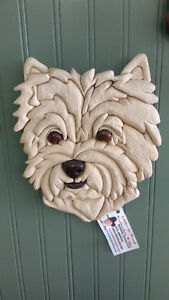 Highland Terrier by Woodworker Willie Kingston Kingston Area image 1