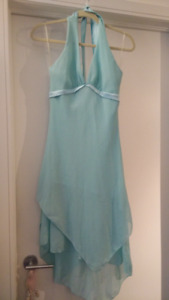 Turquoise Cocktail Dress Size M