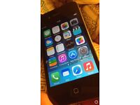 iPhone 4 unlocked 8gb great condition
