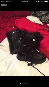 Awesome snowboard boots