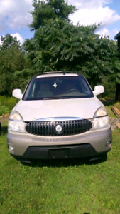 2005 buick rendevous 6 seater