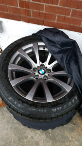 Winter Tires for BMW X6 - Used