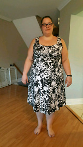 Summer Dress -Plus size