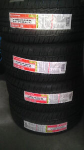 Brand New p235/55R17 Tires set of 4