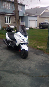 Scooter 500 Kymco