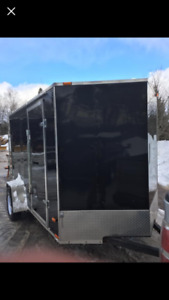 2015 6x12 stealth enclosed