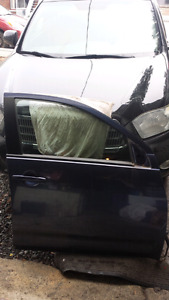 Mitsubishi Outlander 2007 2008 2009 2010 2011 2012 2013 door