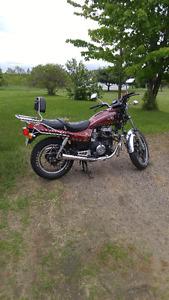 Honda Nighthawk 450 1983
