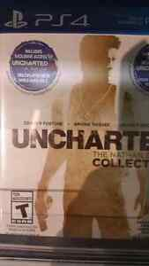 Uncharted: The Nathan Drake Collection NEW