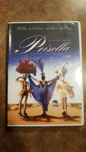 Priscilla Queen of the Desert DVD movie