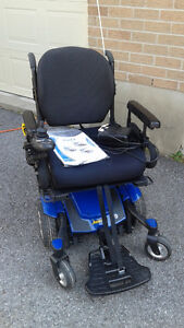 Jazzy electric wheel chair . Kingston Kingston Area image 6
