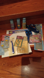 Lot of Craft Supplies
