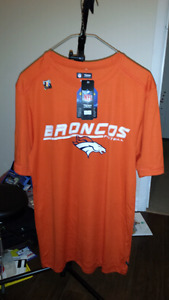 Brand New Denver Broncos NFL T shirt  new with tags