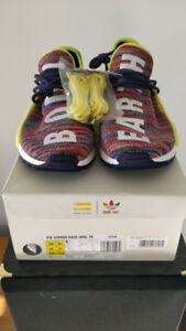 Pharrell NMD Trail Multi Colour - DS sz 10