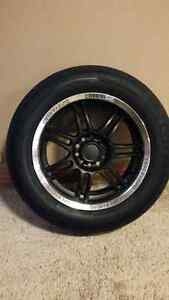 Rims and winter tires Stratford Kitchener Area image 2