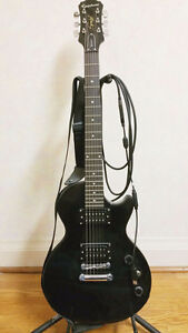 Epiphone Guitar with Stand, Picks, Strap & Rocksmith Tone Cable!
