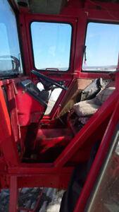 Tracteur international