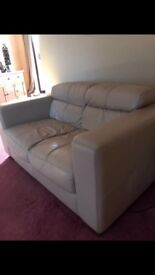 Sofa 2 + 1 matching chair + footstool