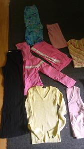 Womens clothing size medium 8-10