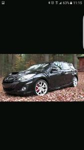 Mazdaspeed 3 2012