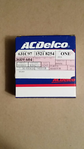 AC Delco Heat and A/C Blower Motor Resistor (Part # 15-80521)