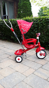 Radio Flyer Tricycle 4 in 1