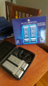 Altec Lansing laptop computer speakers