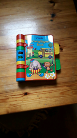 Toy nursery book