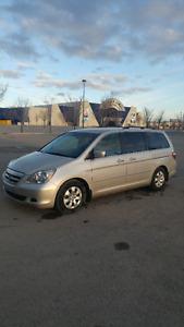 2006 Honda Odyssey Minivan, Van
