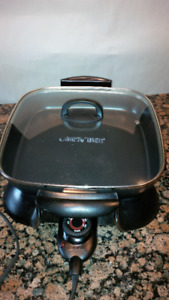 Black and Decker Electric Frying Pan