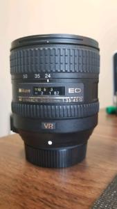 Nikon 24-85mm 3.5-4.5G AF-S ED VR