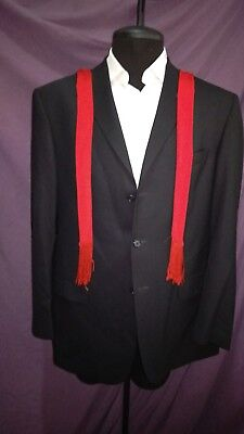 New 54l Mens Suit - Barneys New York Mens Blazer Suit Coat Jacket Wool 3 Button Made in Italy Sz 54L
