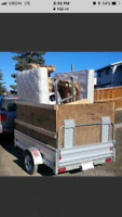 JUnk and garbage removal and hauling