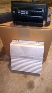 Alpine, Kenwood, Orion car stereo