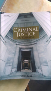 Justice Studies Semester One Text Books