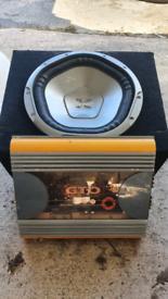 Sony xploid sub