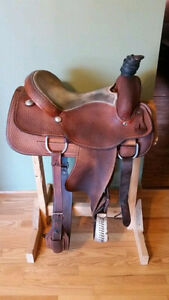 16 inch Roping Saddle