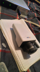 AXIS M1124 NETWORK SECURITY CAM