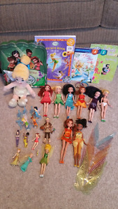 Tinkerbell Doll Collection located in Kelowna