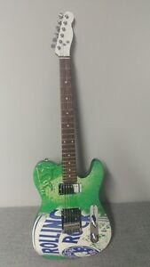 Fender Tele promo guitar