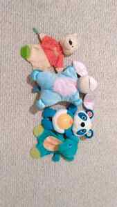 Infant stuffed animals Kawartha Lakes Peterborough Area image 1