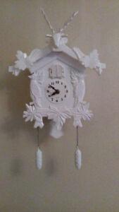 Horloge Murale Coucou