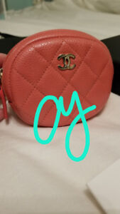 Chanel Round Coin Purse BNWB