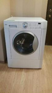 Good working condition washer and dryer combination