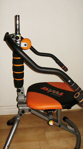 AB Doer Twist Abdominal Excercise Machine No box like new has DV